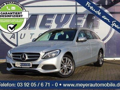 gebraucht Mercedes 220 CT 4Matic Avantgarde LED/Navi/Pano/Kamera/