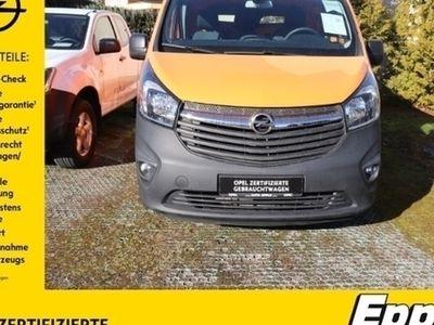 gebraucht Opel Vivaro B Kasten Combi L1H1 2,9t 1.6 CDTI Biturbo NR Klima AUX USB MP3 ESP DPF Regensensor