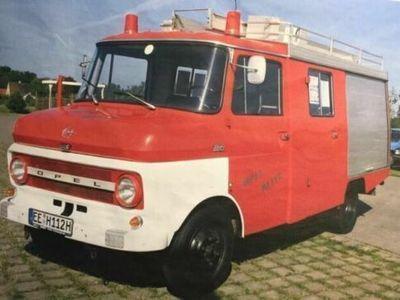 gebraucht Opel Blitz Feuerwehr
