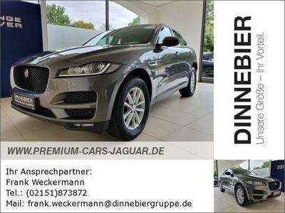 gebraucht Jaguar F-Pace Portfolio AWD