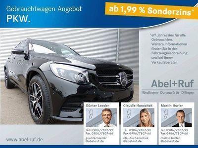 gebraucht Mercedes 350 GLCd 4M.-AMG-Night Paket-Distronic-ILS-AHK