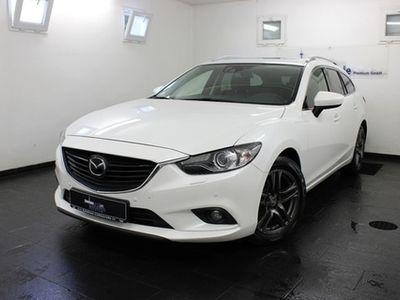 gebraucht Mazda 6 KOMBI SPORTS-LINE|SCHIEBEDACH|KAMERA|LEDER