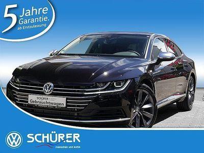 gebraucht VW Arteon Elegance 2.0TDI 4MOT DSG Leder|Pano|Lane|