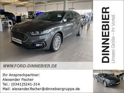 gebraucht Ford Mondeo Titanium Hybrid Turnier 2.0 190PS Neuwagen, bei Autohaus Dinnebier GmbH