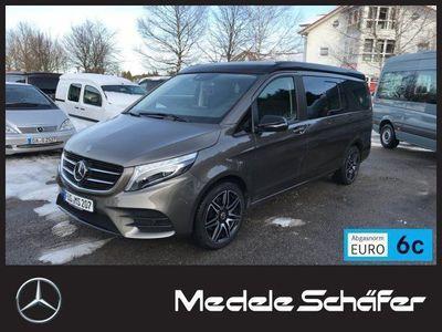 used Mercedes 250 Marco Polo4MATIC AMG Line*Comand*360°Kamera Navi/LED