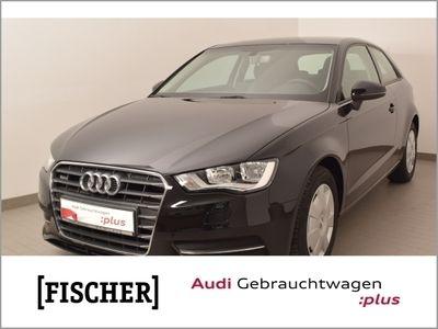 gebraucht Audi A3 1.4TFSI Attraction (Klima Einparkhilfe el. Fenster