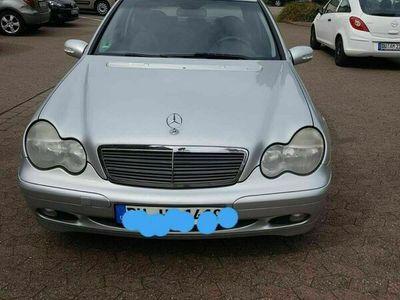 gebraucht Mercedes C220 Mercedes