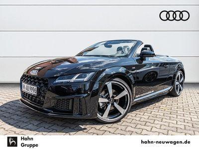 gebraucht Audi TT Roadster 40 TFSI MMI Navigation plus S line S tron