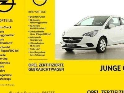 gebraucht Opel Corsa E GSi Intellilink Klimaautomatik