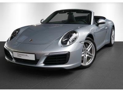 gebraucht Porsche 911 Carrera Cabriolet 991 ''PDK Abstandsregeltempomat Rückfahrkamera''