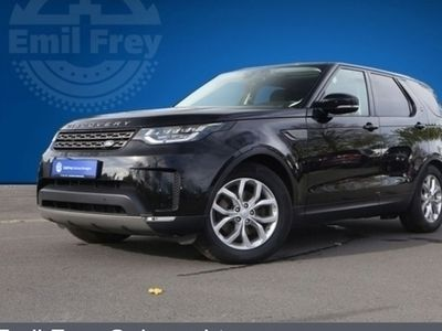 gebraucht Land Rover Discovery 3.0 Td6 SE 7-Sitzer Navi Leder Panoramad