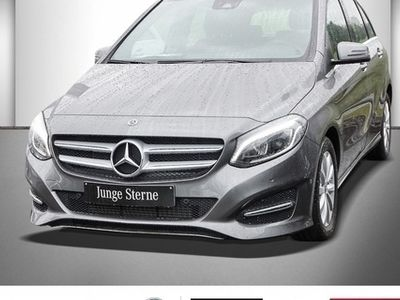 gebraucht Mercedes B180 STYLE+LED+SHZ+NAVI+TEMPOMAT+LICHT-PAKET