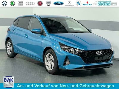 gebraucht Hyundai i20 COMFORT PLUS DCT MHEV RFK SHZ PDC KLIMAAUTOMATIK TEMPOMAT