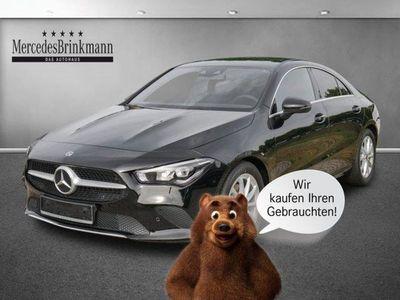 gebraucht Mercedes CLA200 Coupé PROGRESSIVE/LED/SHZ/PARKTRONIC