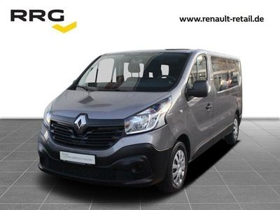 gebraucht Renault Trafic TraficGRAND COMBI EXPRESSION dCi 2,9t EURO6!!!