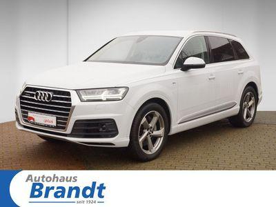 gebraucht Audi Q7 45 TDI quattro S-LINE*LED*ALCAN*STANDH*HUD