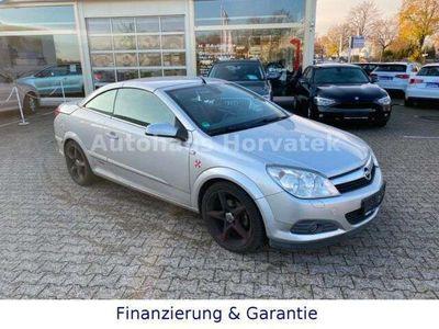 gebraucht Opel Astra Cabriolet H Twin Top Cosmo* Scheckheft * Tüv 02-2022