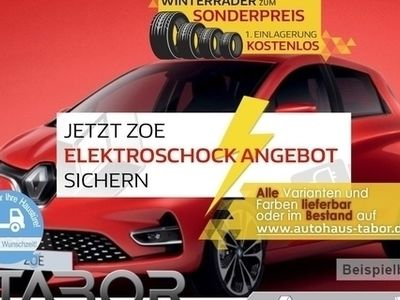 gebraucht Renault Zoe LIMITED Z.E. R110