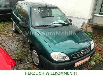 gebraucht Citroën Saxo 1.1~ZV~Servo~Airbags~el.FH~TÜV
