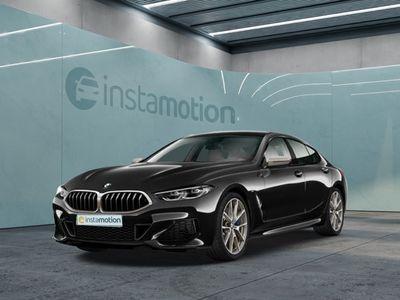 gebraucht BMW M850 M8i xDr GC ParkAss+ DrAssProf LASER H/K SITZBE.