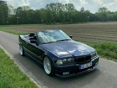 gebraucht BMW 320 Cabriolet e36