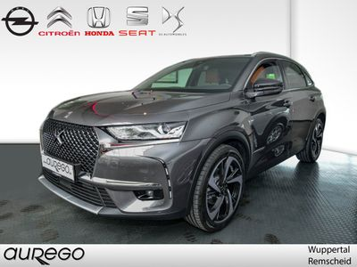 gebraucht DS Automobiles DS7 Crossback Be Chic BlueHDi180 +PANORAMADACH+CONNECTEDCAM+