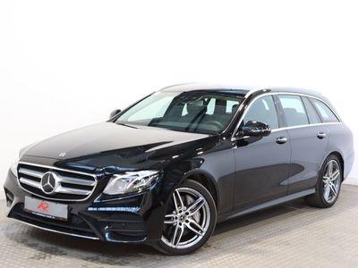 gebraucht Mercedes E350 T 9G 4M AMG HEAD-UP,DISTRONIC,FERNPARKEN