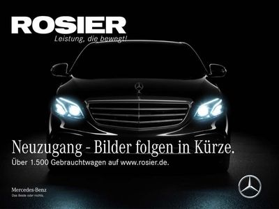 gebraucht Mercedes 300 d 4MATIC EXCLUSIVE EDITION Lang AHK Stand