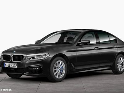 gebraucht BMW 540 i M Sport KomfSitz DrivAss+ACC Lenkradh.Aktiv