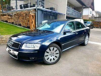 gebraucht Audi A8 3.0 V6 TÜV/AU NEU *LEDER *NAVI *AU...