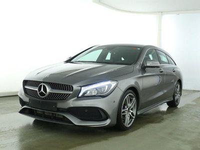 gebraucht Mercedes CLA200 Shooting Brake AMG Line NAVI/LED/PDC/Fernlichtassis Autom.