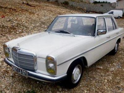 gebraucht Mercedes 200/8 230.6aus 1.Hand,rostfrei, im Originalzustand
