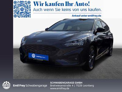gebraucht Ford Focus Turnier 2.0 Aut. ST-LINE *LED *ACC *PDC *NAV