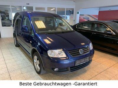 gebraucht VW Caddy Maxi Life 1.6 Team