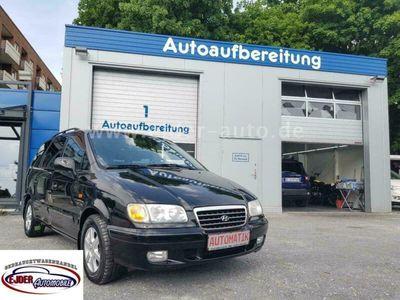 used Hyundai Trajet 2.7 V6 GLS Comfort Automatik **7-SITZER**