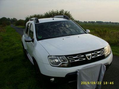 gebraucht Dacia Duster dCi 110 FAP 4x2 Prestige