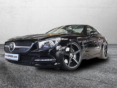 gebraucht Mercedes SL500 7G-TRONIC, Navi, Sitzklimatisierung!
