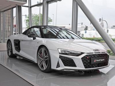 gebraucht Audi R8 Spyder V10 performance quattro KLIMA LED NAVI LEDER ALU