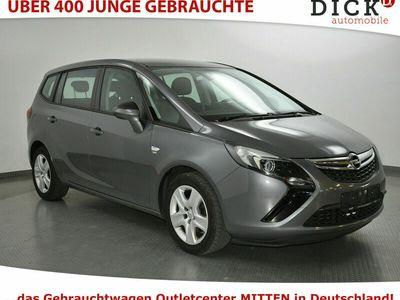 gebraucht Opel Zafira Tourer 1.6CDTI Edit. NAVI+SHZ+PDC+MFK+TEM
