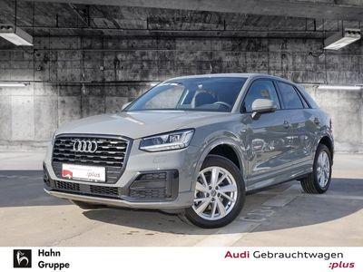 gebraucht Audi Q2 35TFSI S-line LED Navi AHK Einpark Sitzh