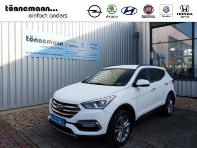 gebraucht Hyundai Santa Fe 2.2 CRDi 4WD Premium, Xenon, Navi, Rückfahrkamera, Alufelgen