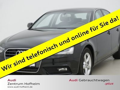 gebraucht Audi A4 Limousine Ambiente 1.8 TFSI 125kW*PDC*Side Assist*Radi SideAssist Spurw. Sitzh.