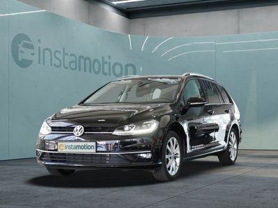 gebraucht VW Golf VII GolfVariant 1.5 TSI Highline BMT LED ACC