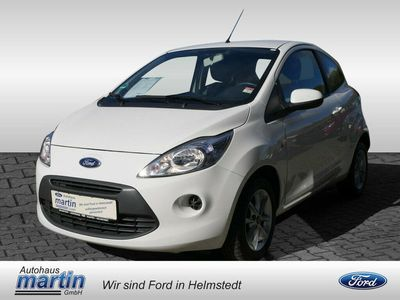 gebraucht Ford Ka 1.2 Cool & Sound Edition ABS FSE USB KLIMA