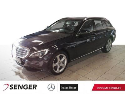 gebraucht Mercedes C350 T e Exclusive Avantgarde Airmatic Navi LED