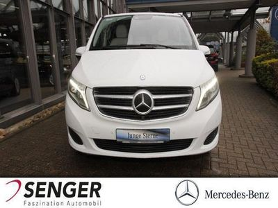 gebraucht Mercedes V250 BE L Avantg,Distro,360,LED-ILS,Comand,AHK HiFi