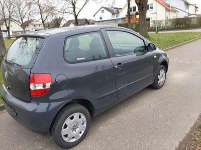 gebraucht VW Fox Basis (5Z1) 1,2 --126000km-- tüv 05-2021