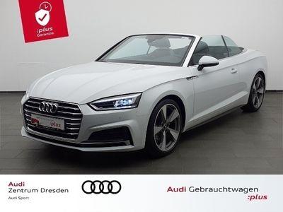 gebraucht Audi A5 Cabriolet sport 35 TDI 110 kW (150 PS) S tronic