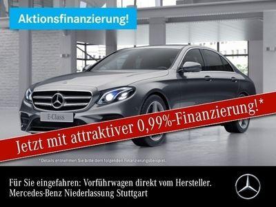 gebraucht Mercedes E300 AMG WideScreen 360° Multibeam Distr. PTS