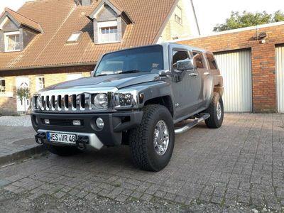 gebraucht Hummer H3 5.3 l Alpha benzin/Autogas LPG 305 PS als SUV/Geländewagen/Pickup in Xanten